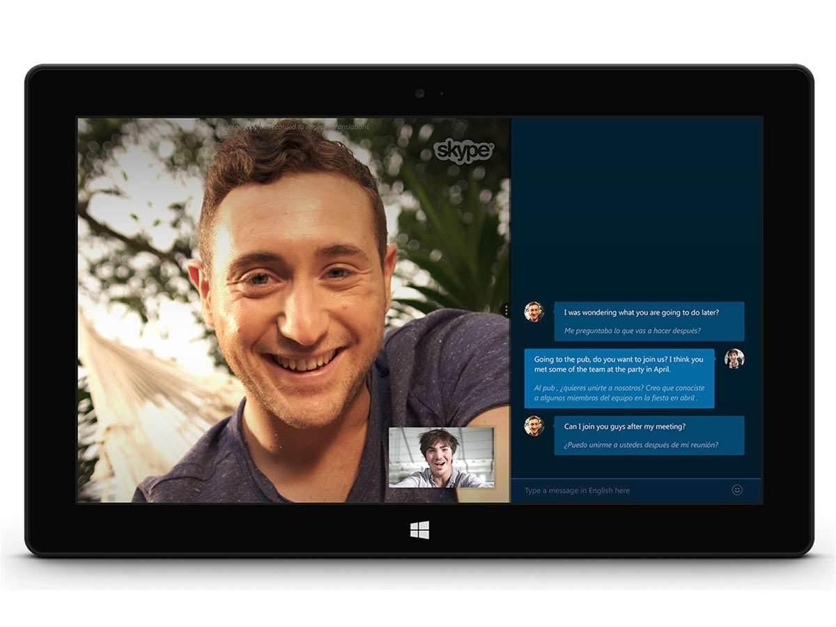 Skype Translator now speaks French and German