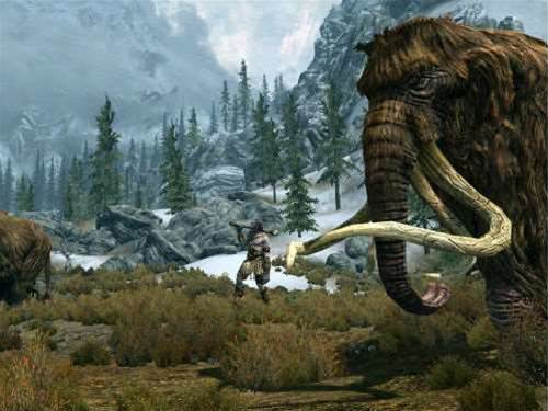 Bethesda hates librarians, but fixes dragons, in the Skyrim 1.3 patch