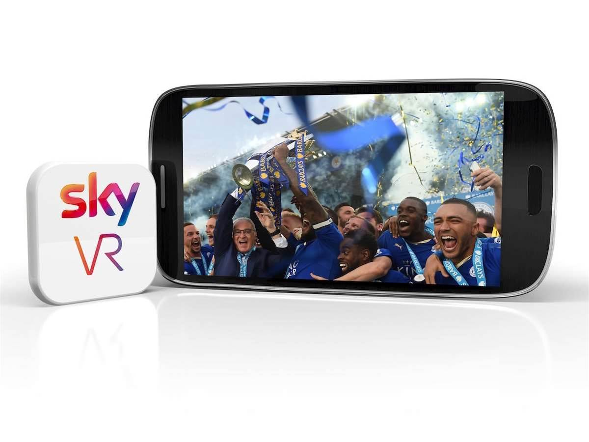 Drop everything and download: Sky VR
