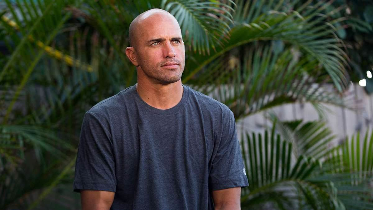 Kelly Slater Wants To Raise Awareness About the Environment