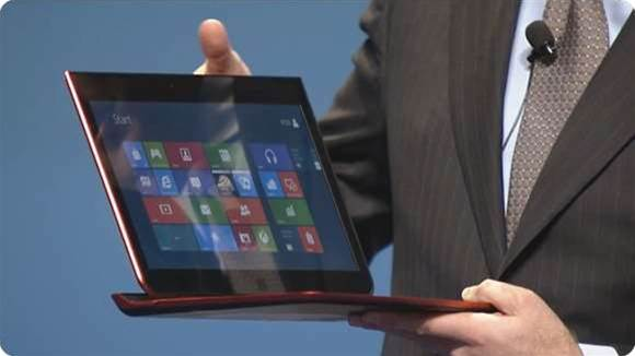 Intel reveals hybrid ultrabook