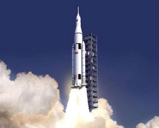 Meet NASA's New Deep Space Rocket