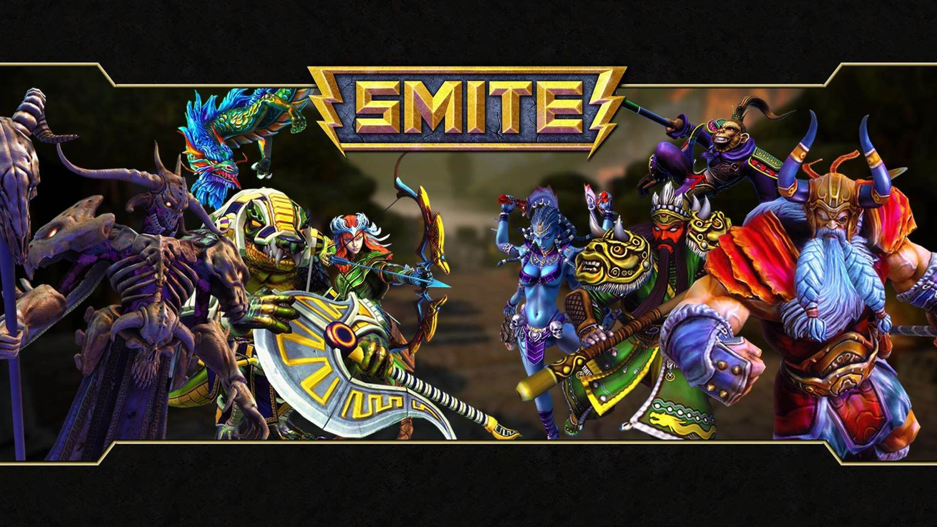 Smite is coming to PS4 - get your alpha key now!