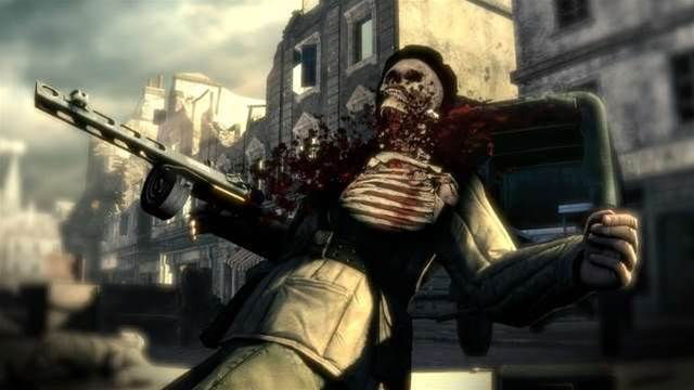 Sniper Elite V2 Review - BOOM, pancreas shot!