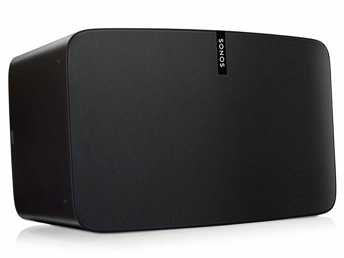 Sonos reveals Play:5 speaker and Trueplay tuning system