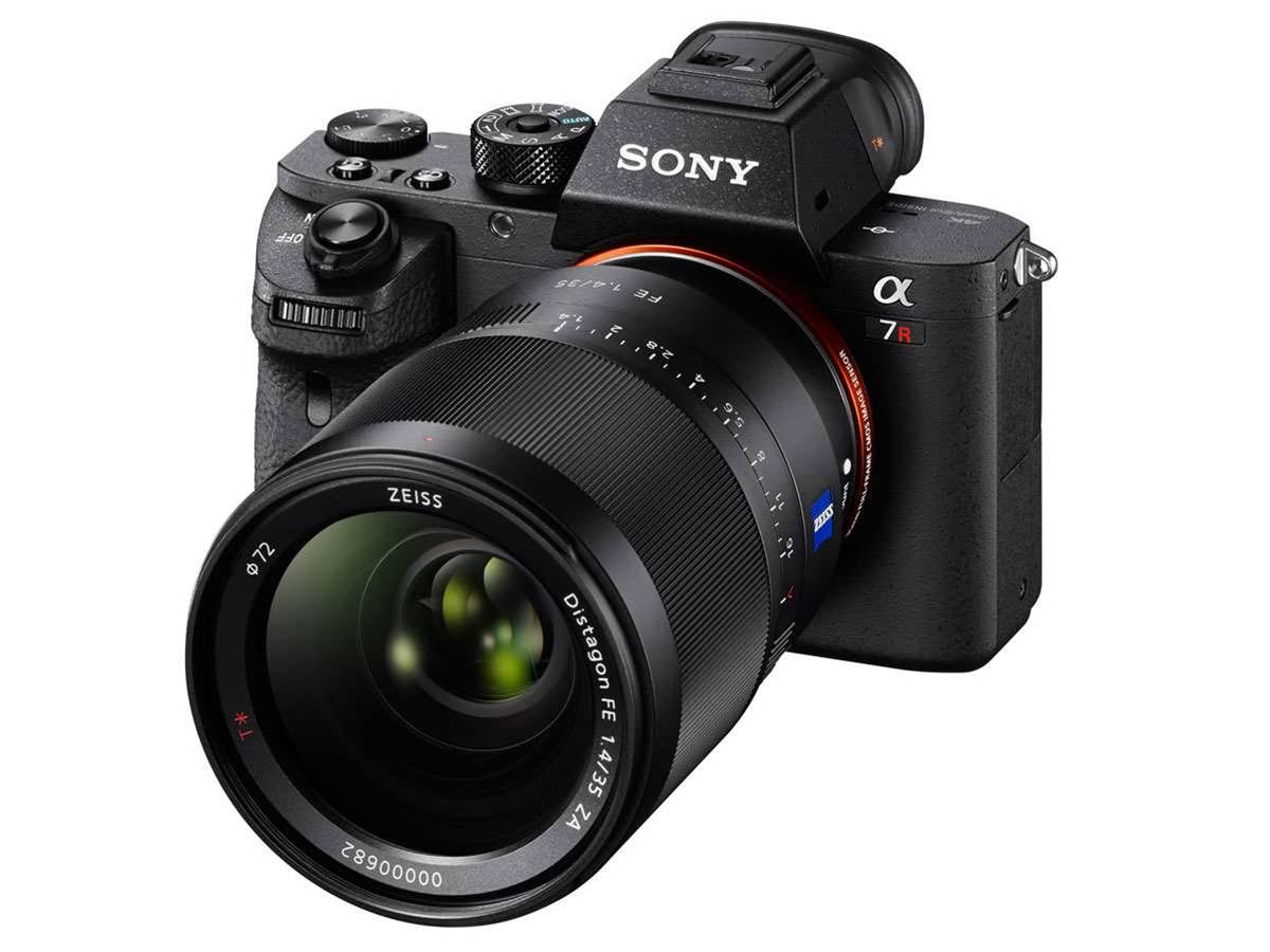 Sony's A7R II is no photographic lightweight