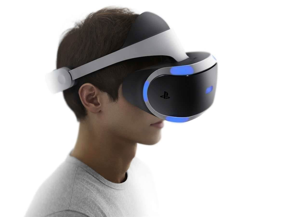 Sony's Project Morpheus out in first half 2016