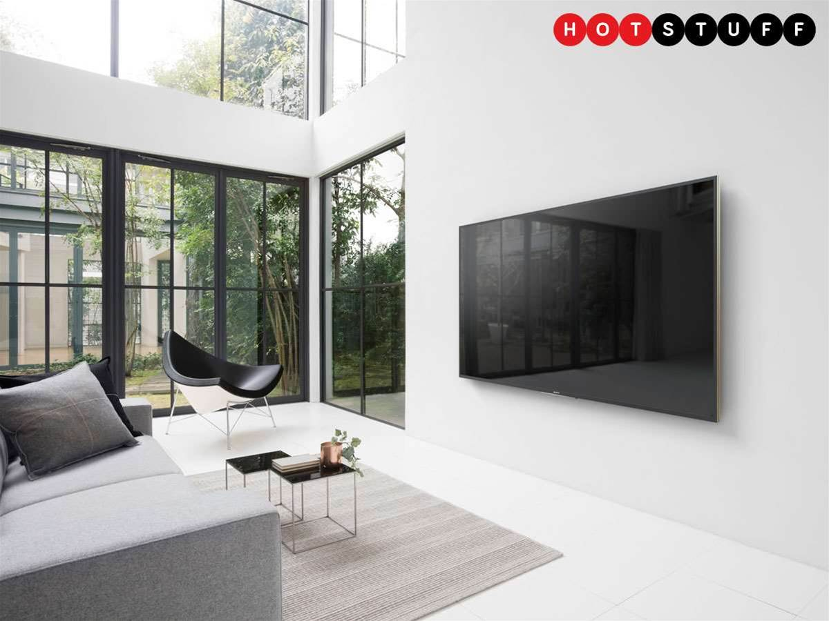 The biiiiig picture: Sony's new 4K TVs go all the way up to 100in