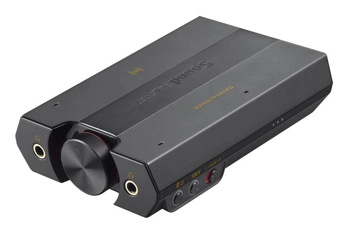 One Minute Review: Sound Blaster E5
