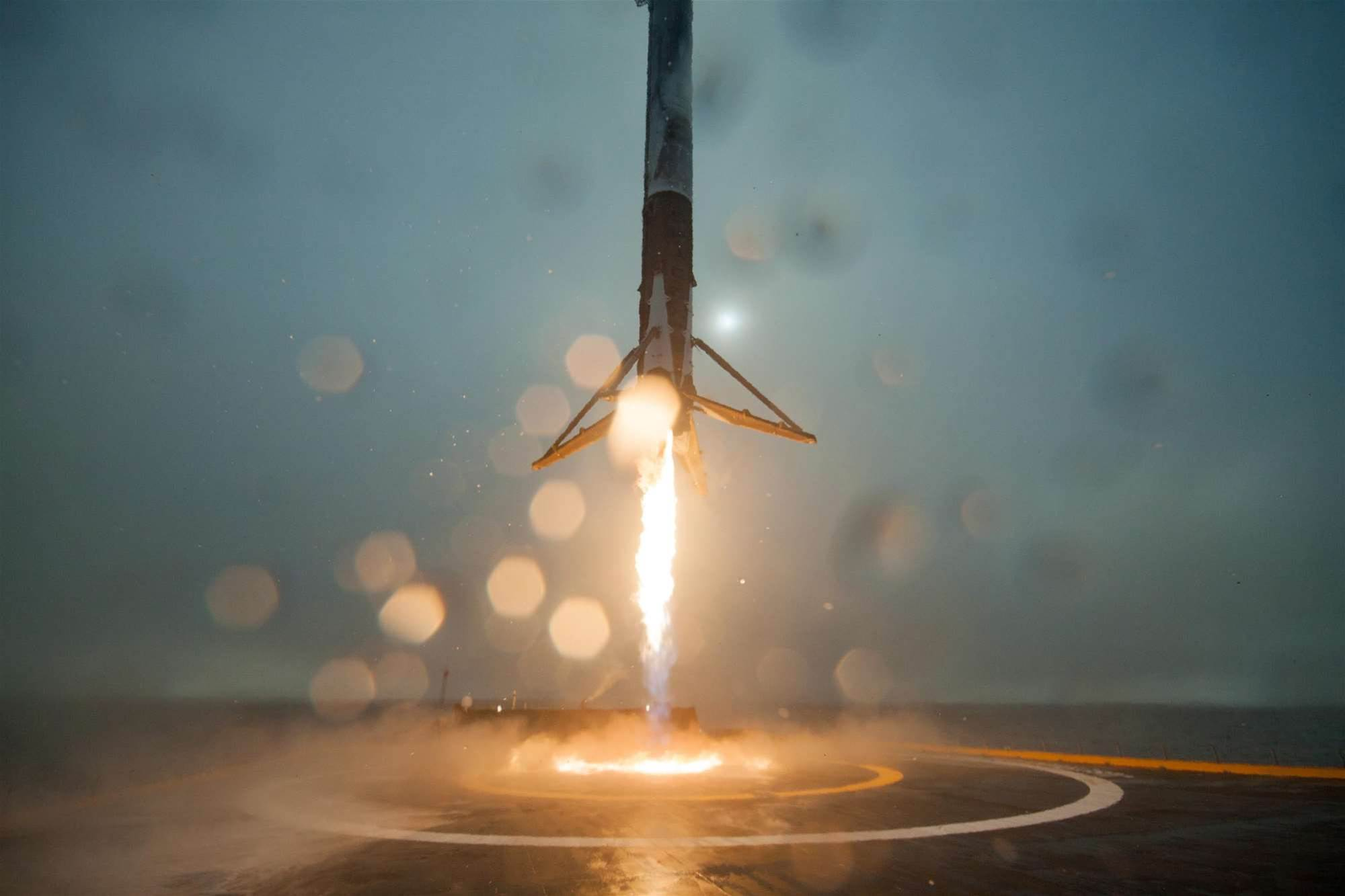 SpaceX Gears Up For Mass Production Of Falcon Rockets