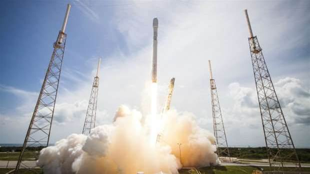 SpaceX lands another rocket, and a scientific payload is on its way to the ISS