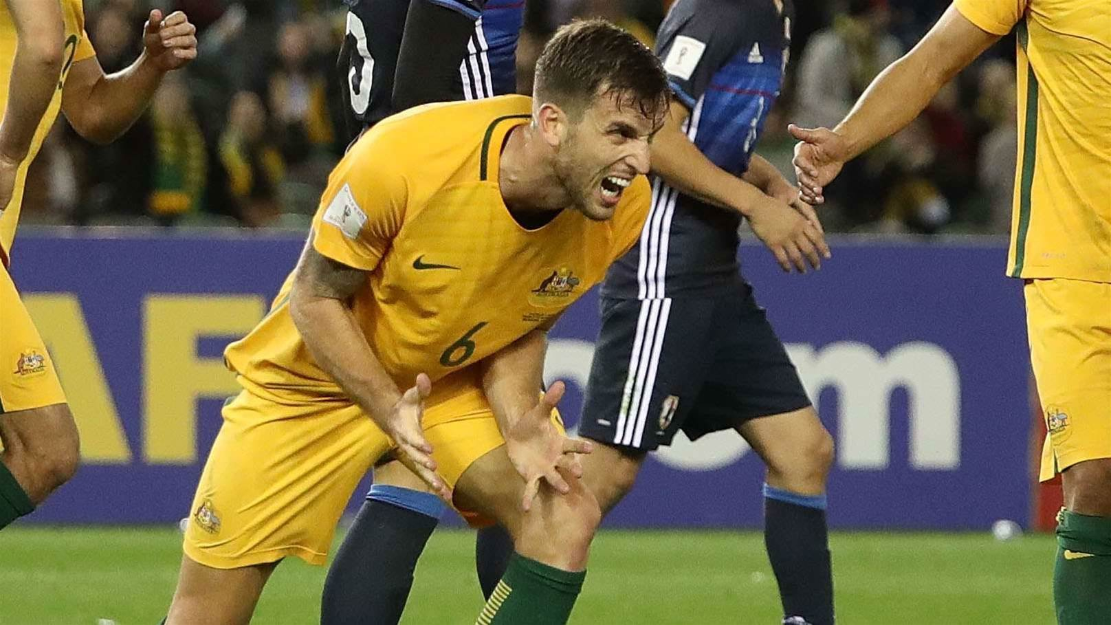 Spiranovic: Japan would be happier than us