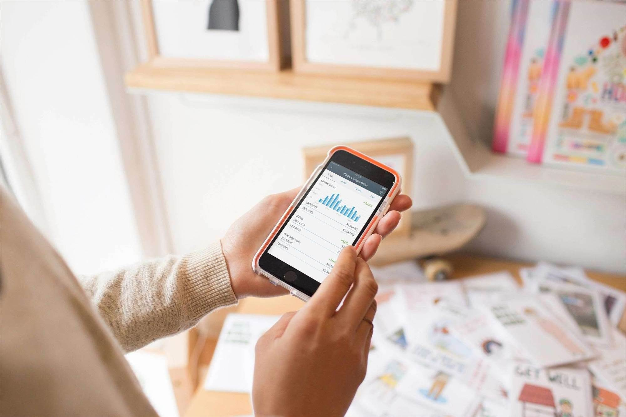 Square adds Dashboard app