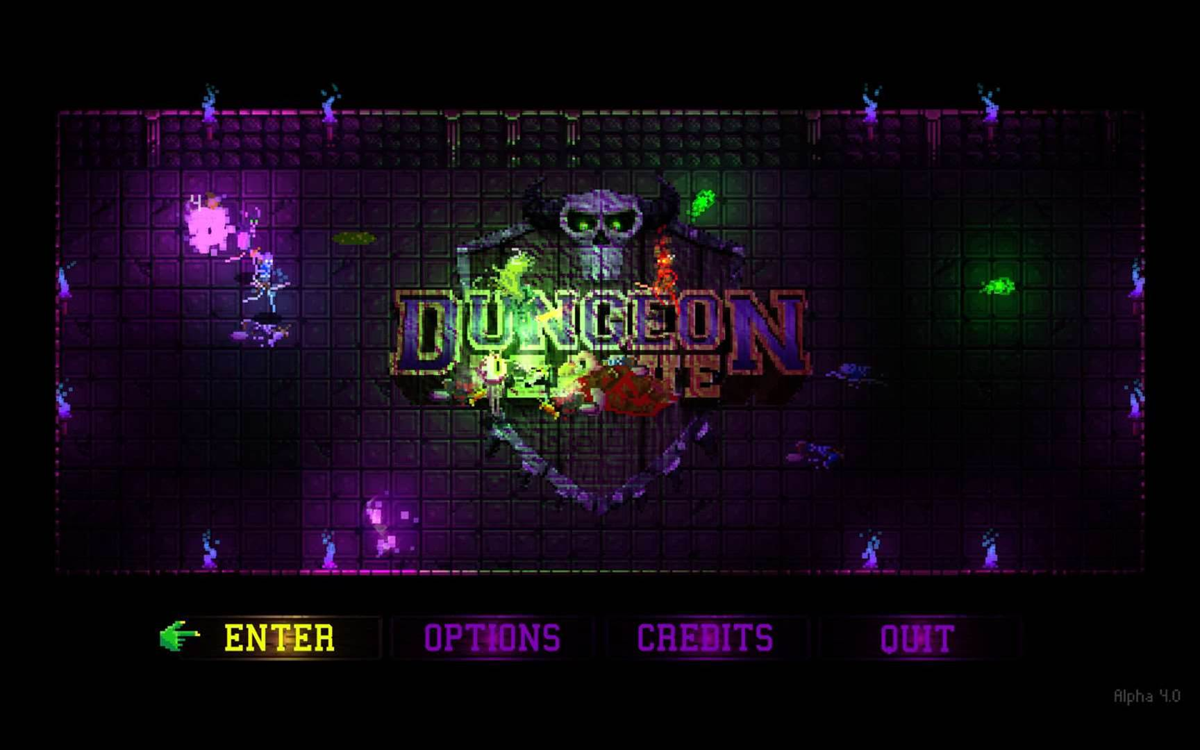 Dungeon League is a hilarious co-op action game