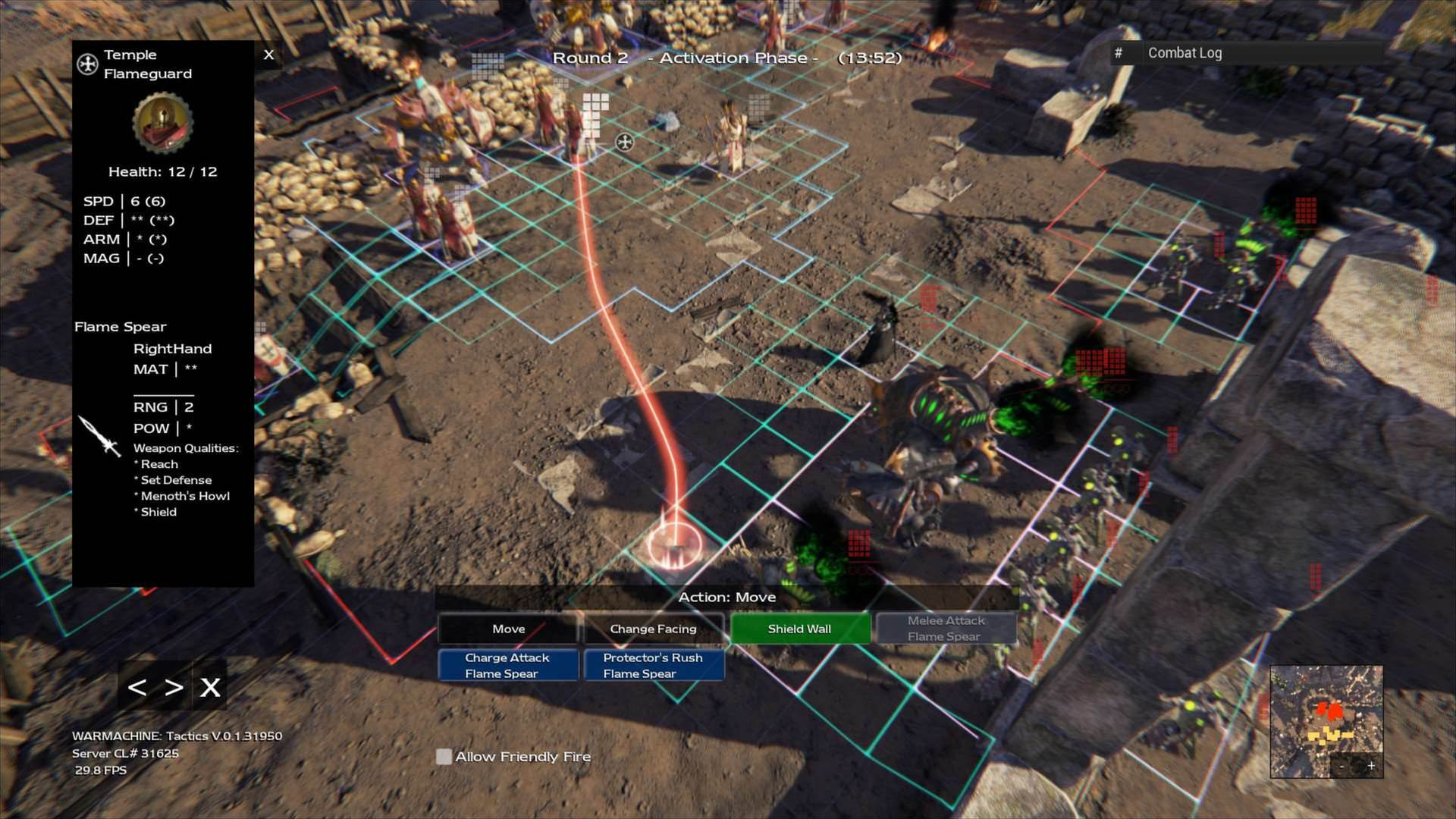 Warmachine: Tactics hits Steam Early Access