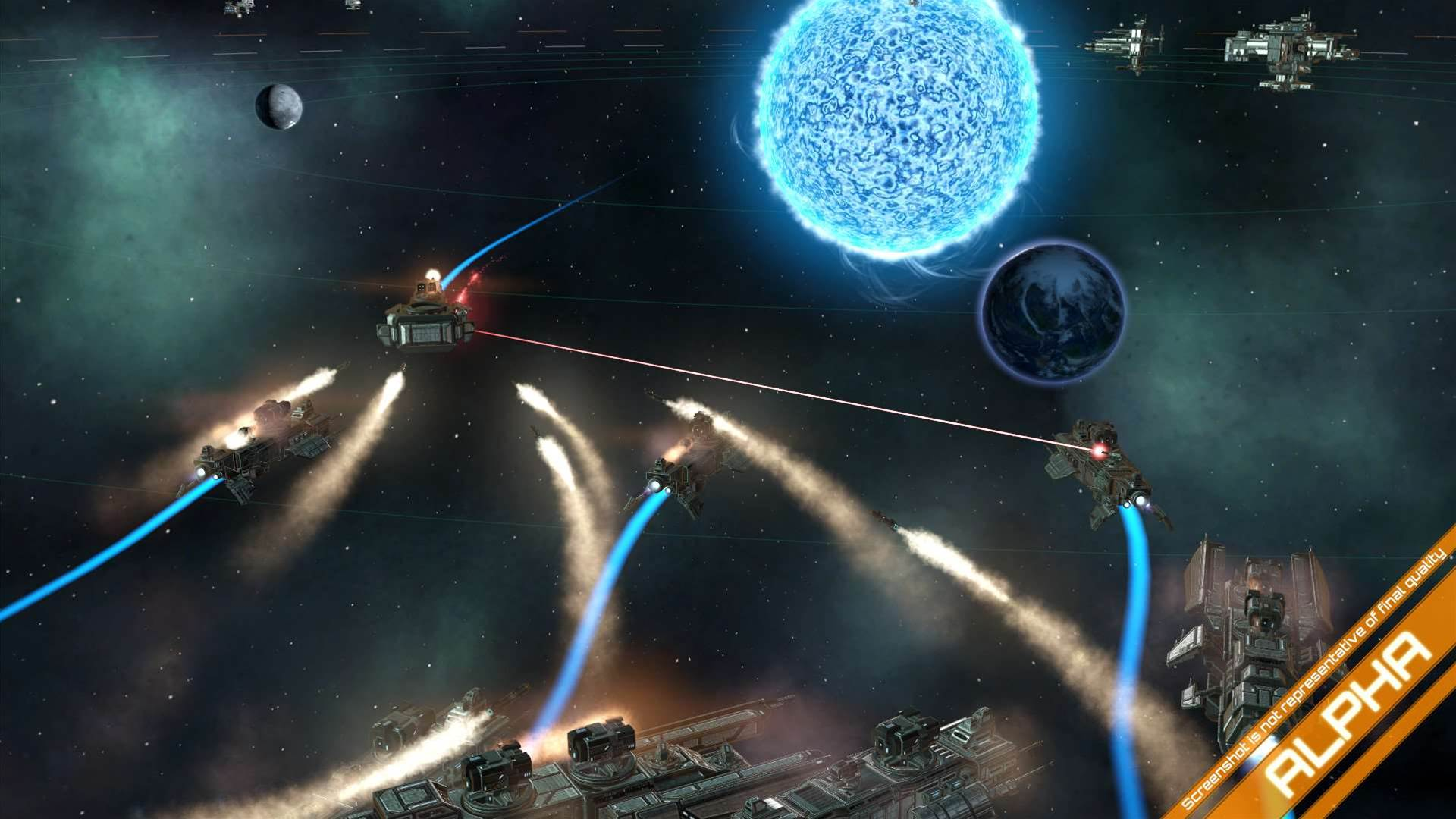 Stellaris offers procedural aliens in a 4X space strategy game