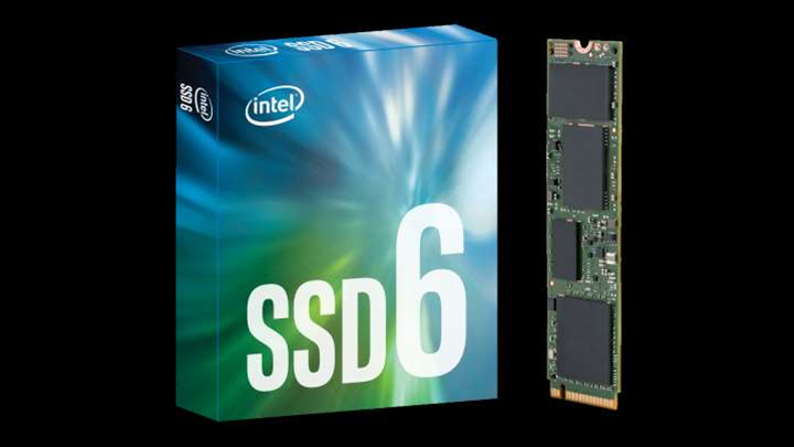 Intel's new 600p series NVMe drives get a fantastic price