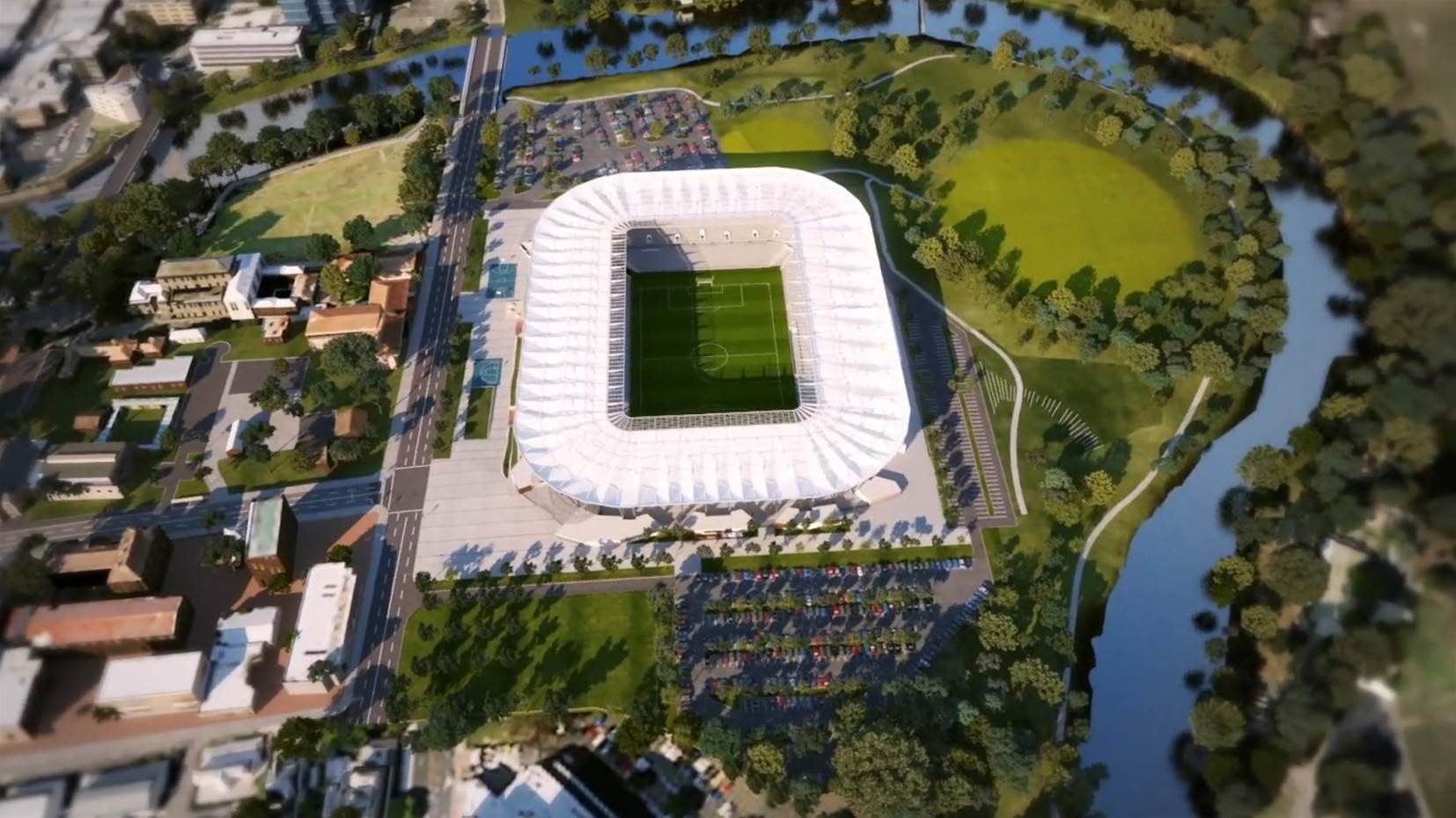 Wanderers target Safe Standing area in new home