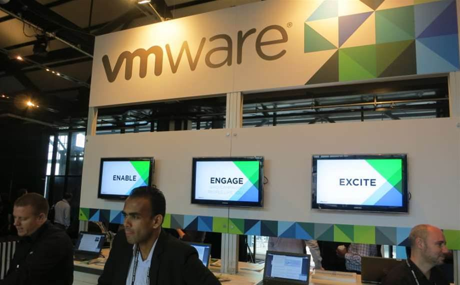VMware teaser leaked on Twitter