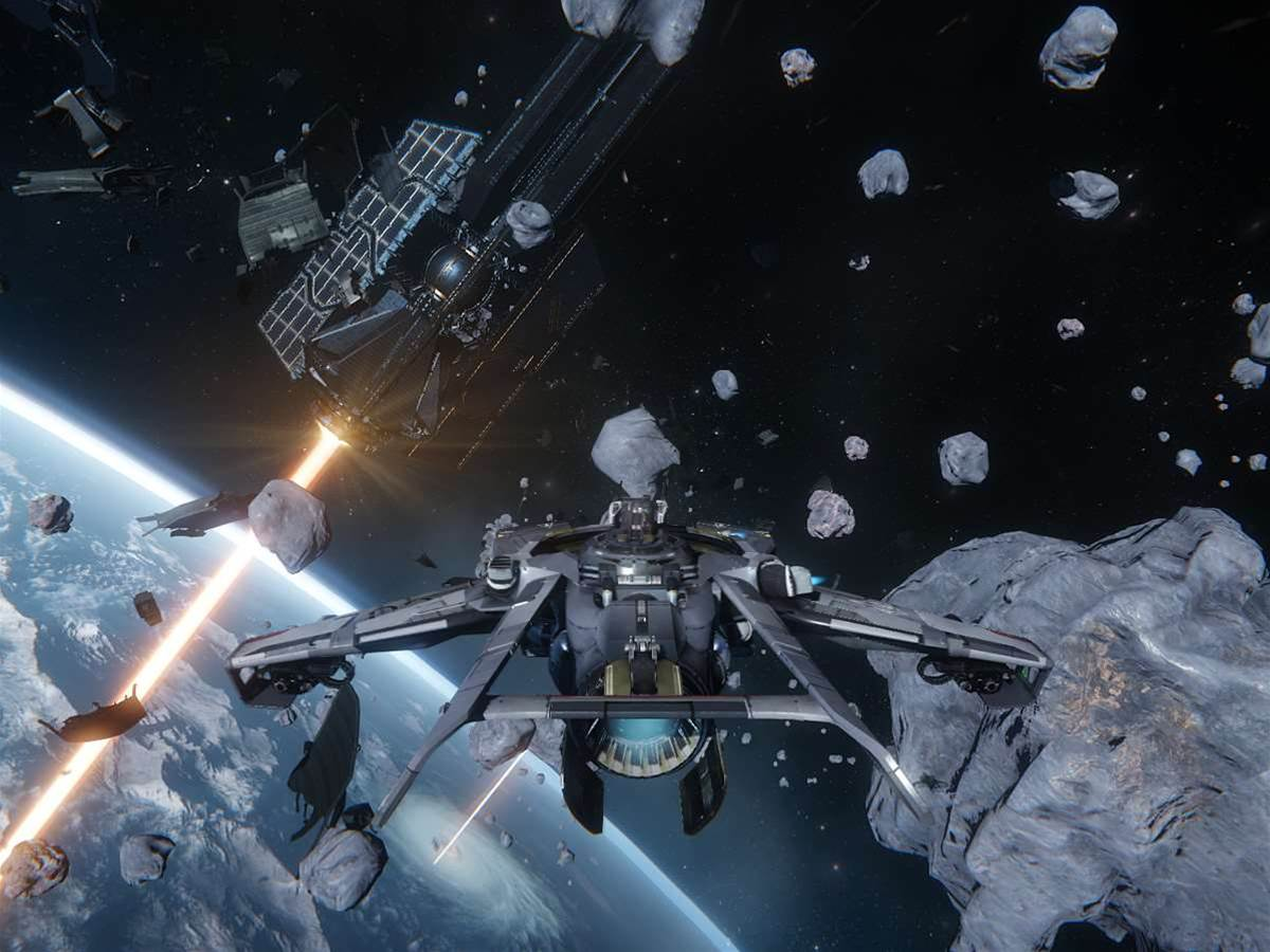 Inside Star Citizen's multicrew mode at Gamescom