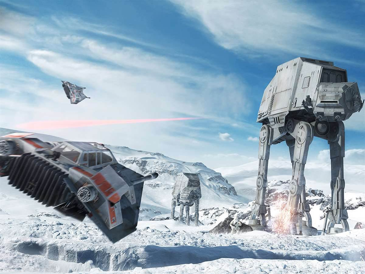 Star Wars Battlefront DLC to deliver whole new universes