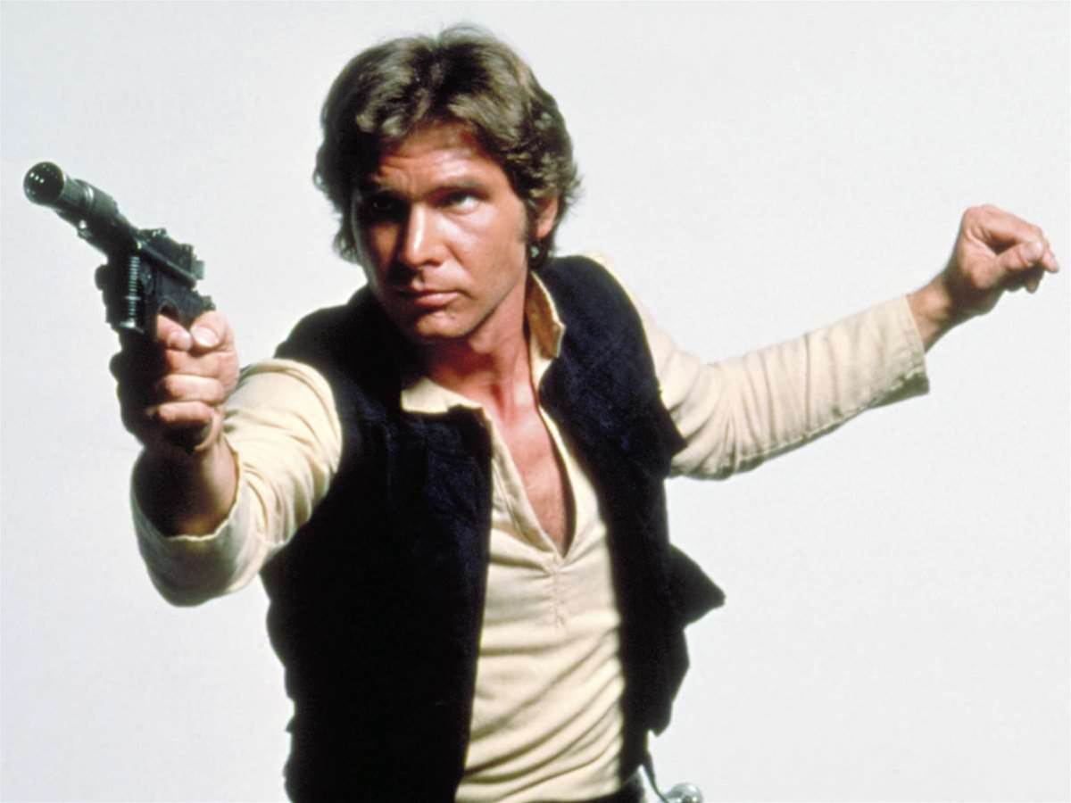 Han Solo is getting his own Star Wars origin film in 2018