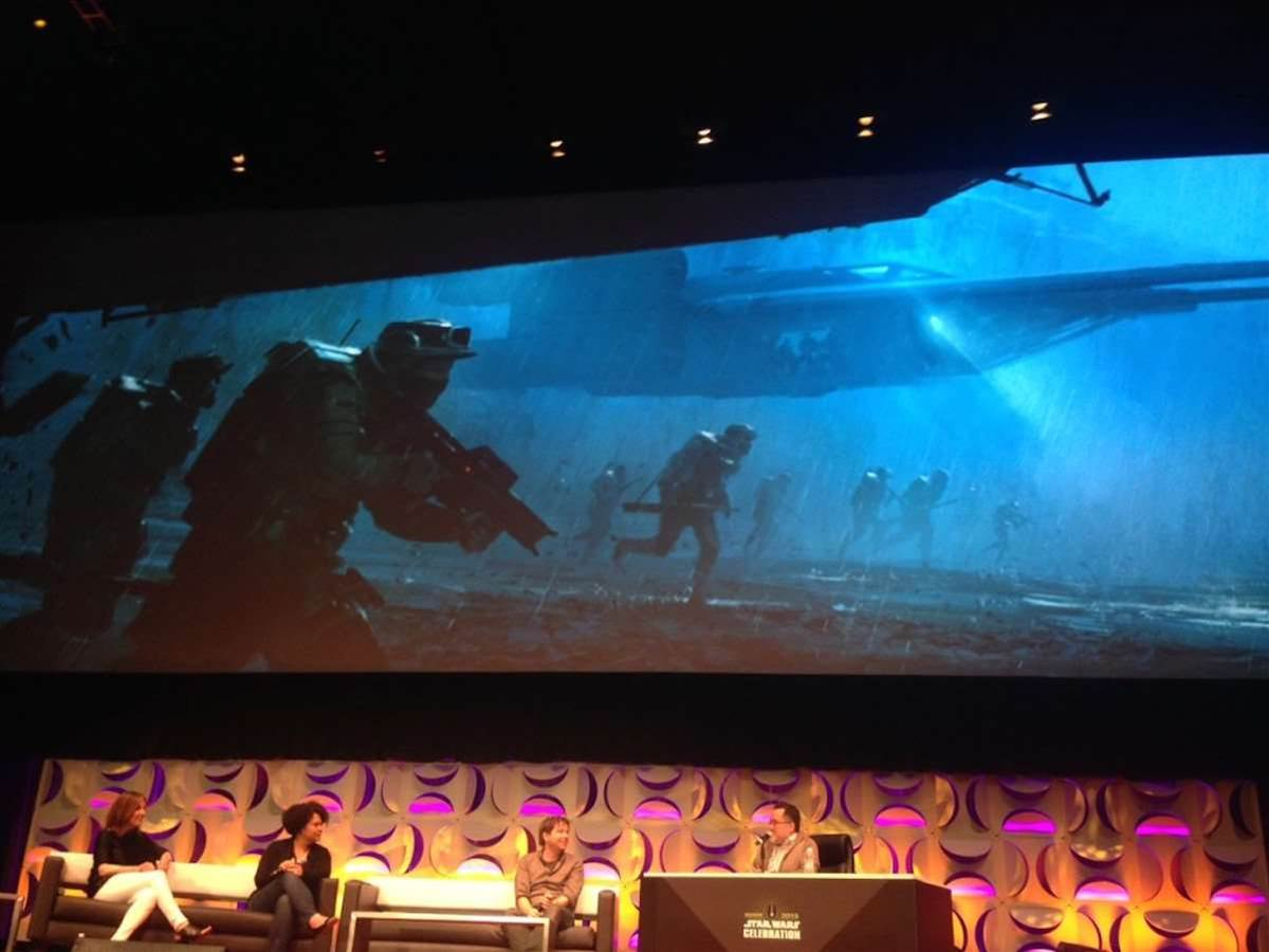 First details on Star Wars: Rogue One, next year's spinoff film