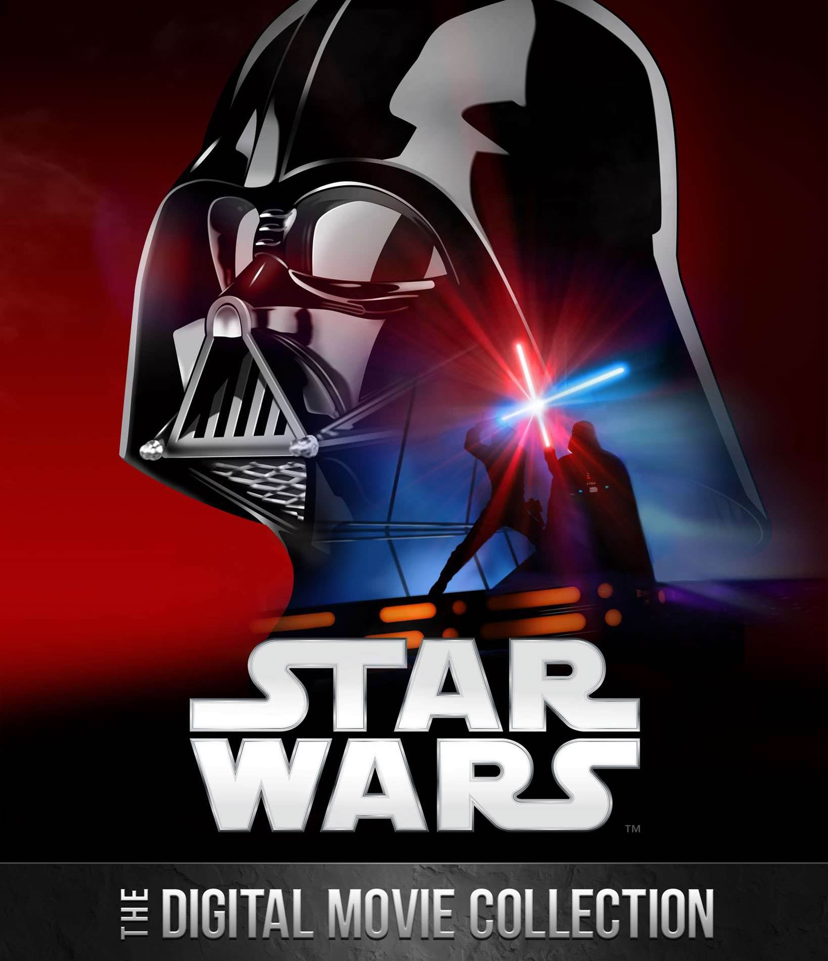 All six Star Wars film getting a digital re-release this week!