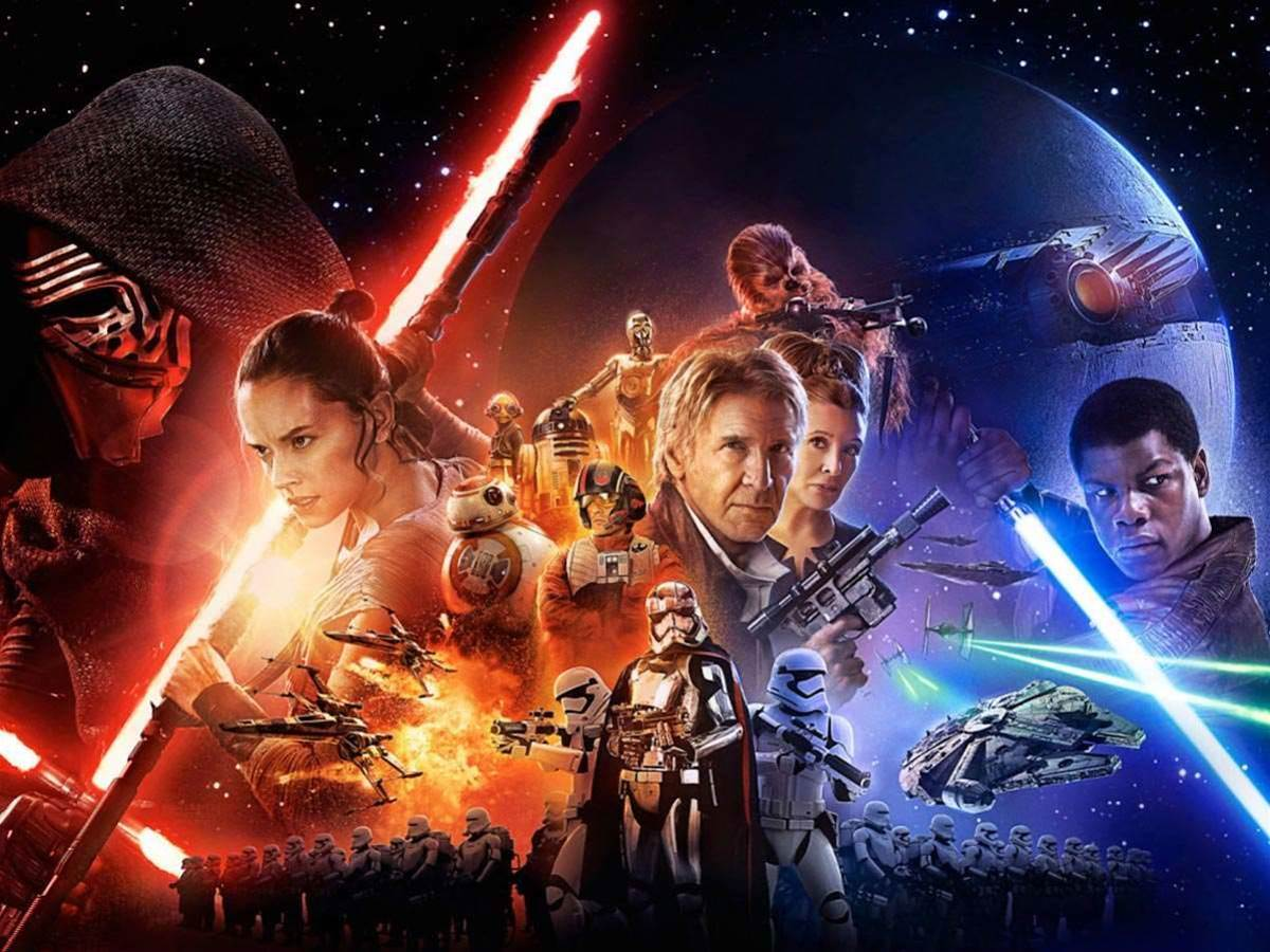 Netflix will get The Force Awakens... in Canada