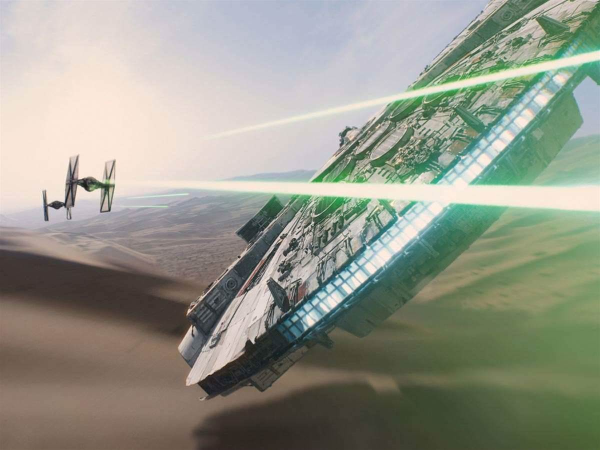 Star Wars: Episode VIII out in May 2017, following Rogue One spinoff