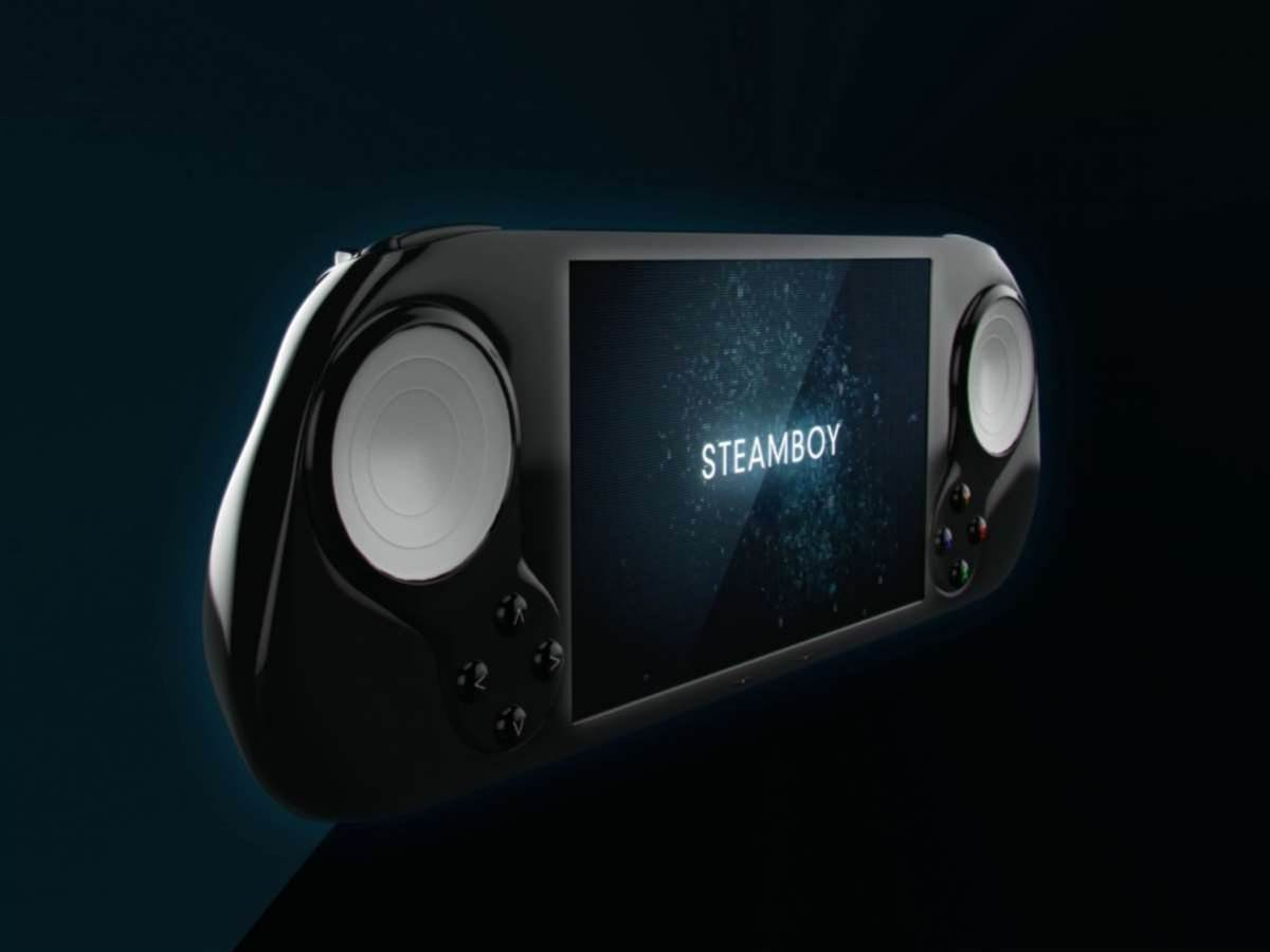 Steamboy portable Steam console loses cool codename, gets possible release date