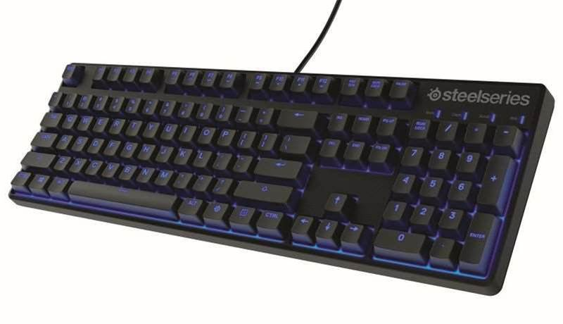 Review: Steelseries Apex M500 mechanical keyboard