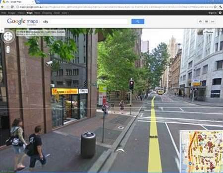 Google Street View: look what you see now