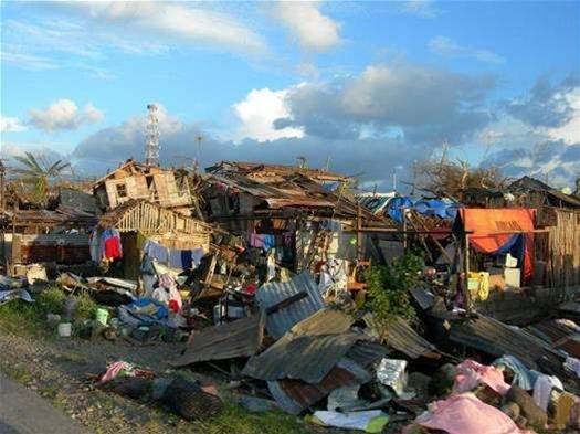 Public Health Concerns in Typhoon Haiyan Aftermath