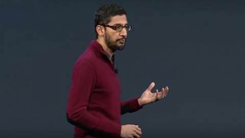 Five things you need to know about Google's new CEO, Sundar Pichai