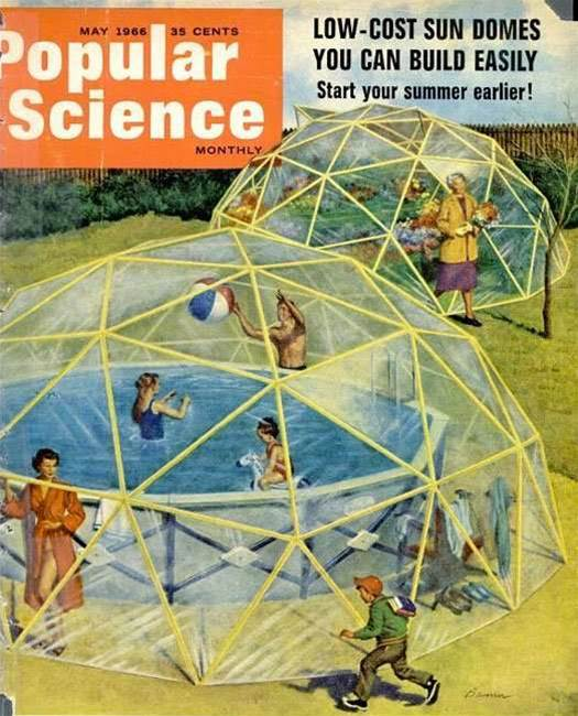Archive Gallery: The Geodesic Life