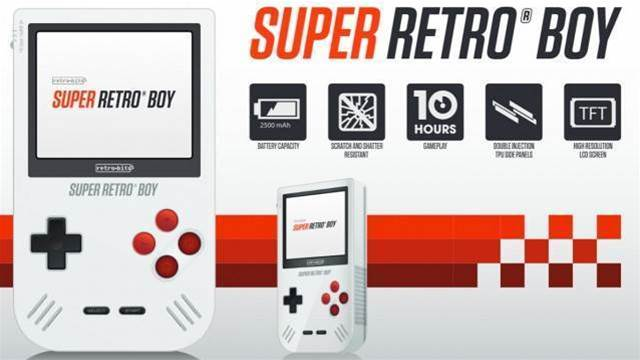 Dig out your Game Boy cartridges for this revamped handheld classic
