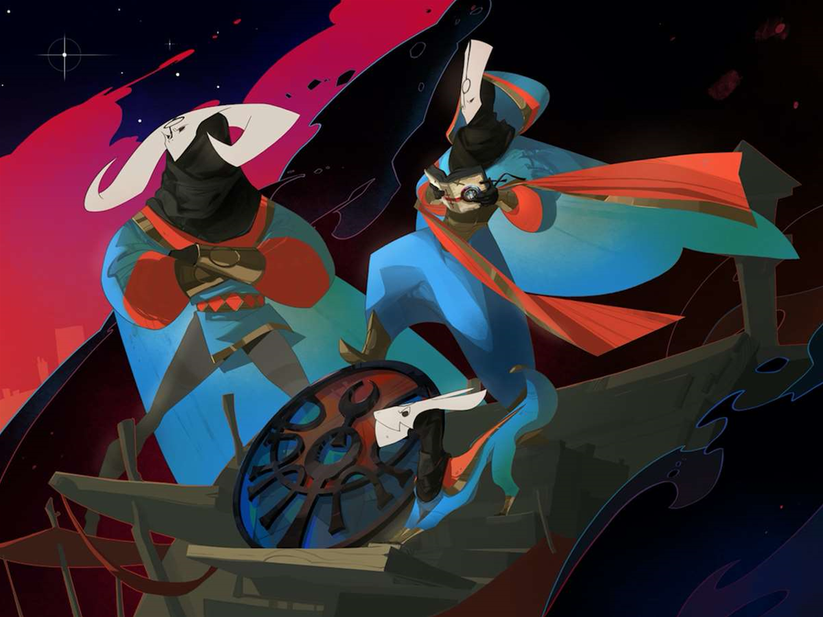 Supergiant Games, creators of Bastion and Transistor, reveal next game, Pyre