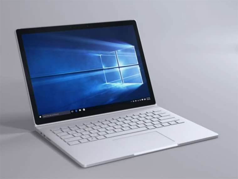Microsoft unveils transforming Surface Book