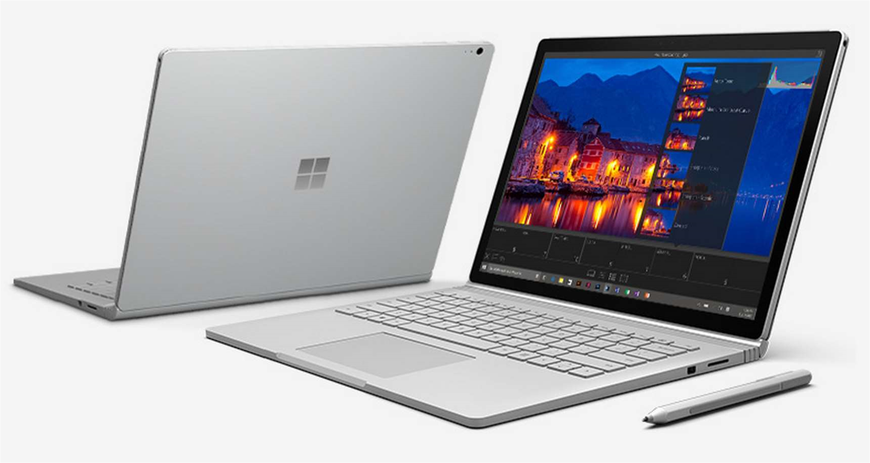Surface Book and Pro 4 now on sale