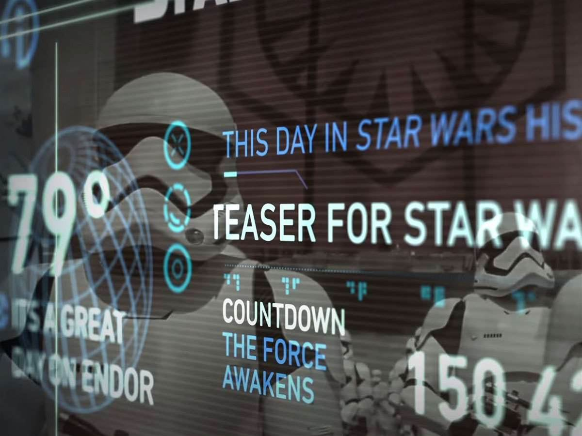 New Star Wars app can do a surprising variety of things