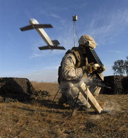 The US Army Is Ordering Weaponized, Soldier-Launched Kamikaze Suicide Drones