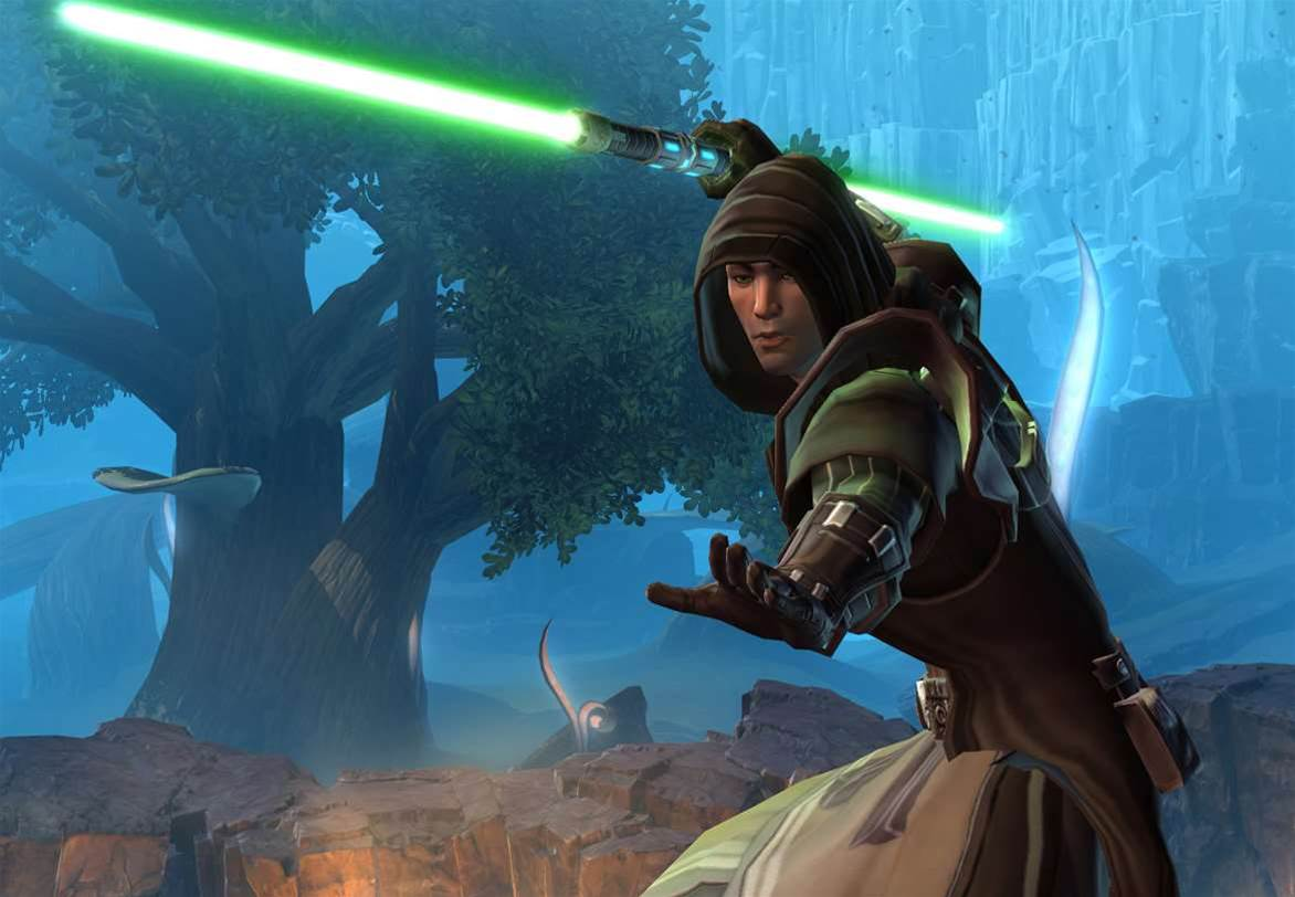 A tremor in the Force - Star Wars: The Old Republic goes free to play