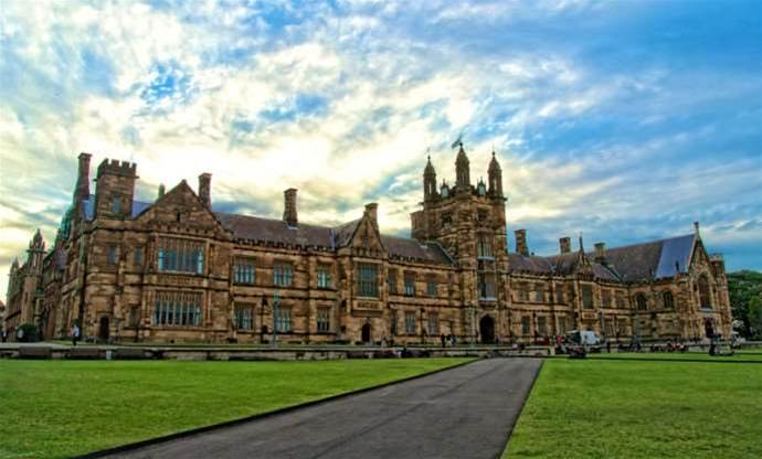 Sydney Uni expands systems overhaul