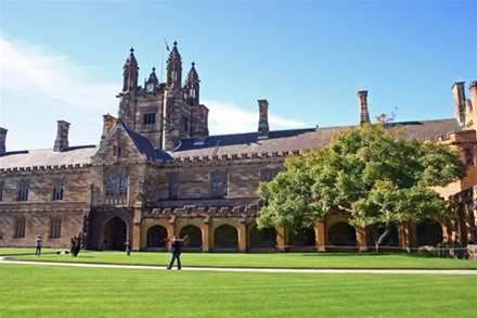 Sydney University cuts staff to boost IT