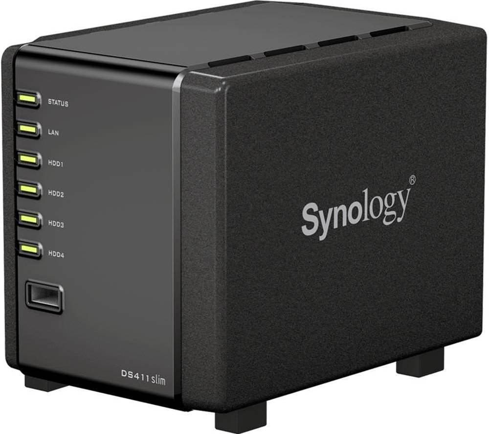 Review: Synology DS411 Slim