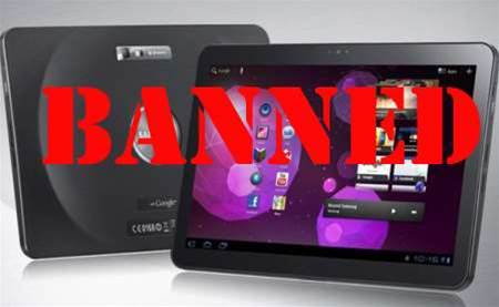 Samsung appeals ban on Galaxy tablet sales
