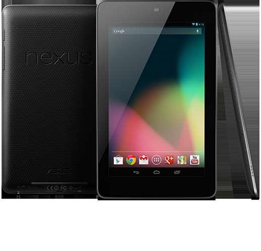 Review: Nexus 7 tablet