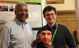 Biometrics fix foiled by make up