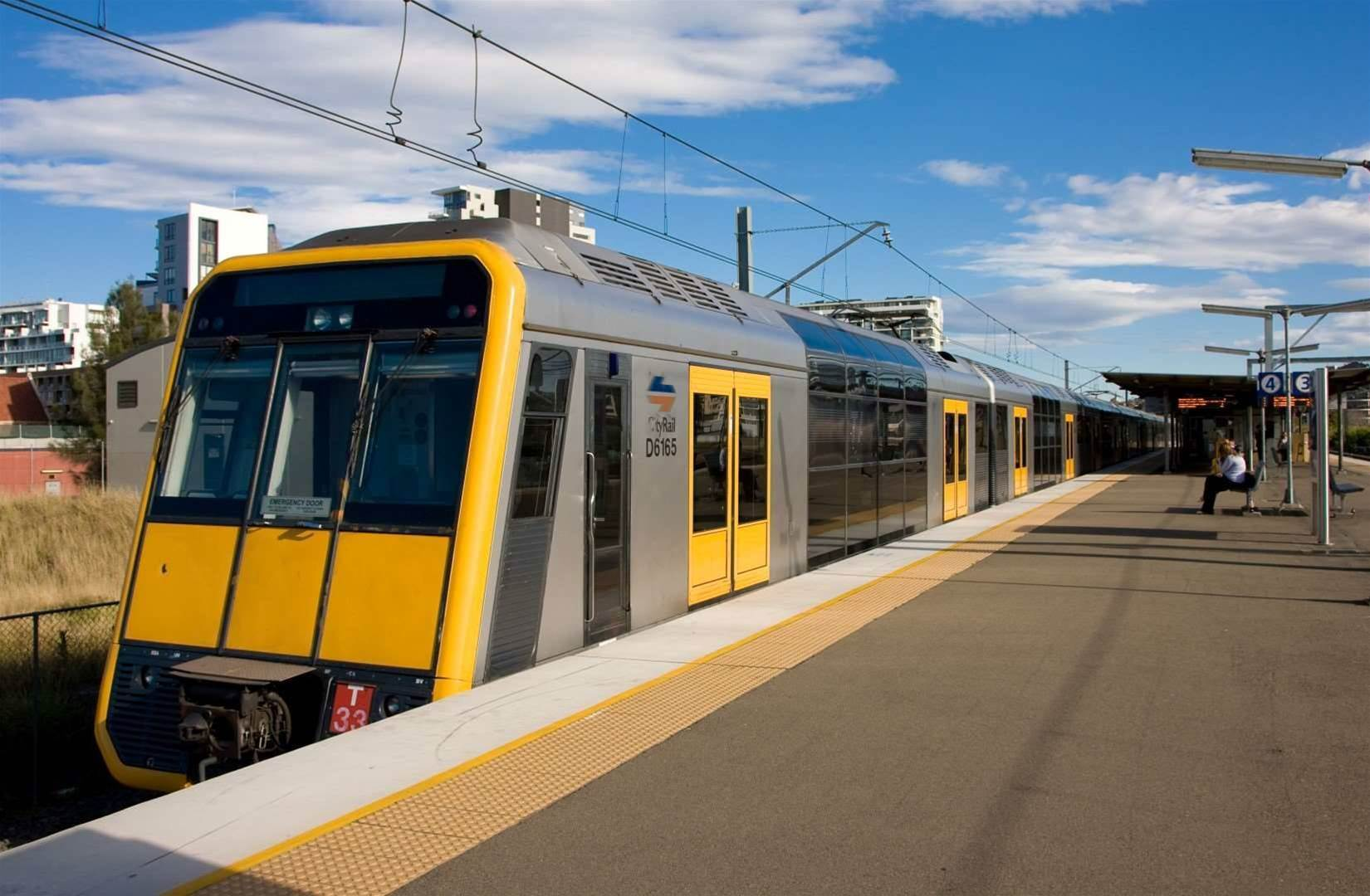 Turnbull pledges $12m to mobile coverage for Central Coast trains